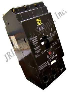 (3P Standard Bolt On Circuit Breaker 90A)