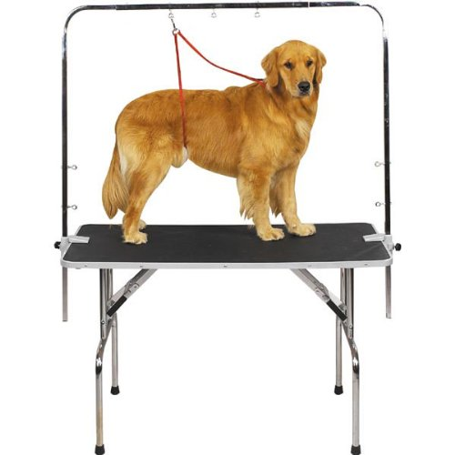 Master Equipment Zinc-Plated Steel Overhead Pet Grooming (Grooming Arm)