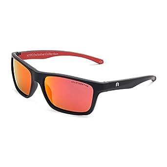 CLANDESTINE Square & Curve - Gafas de Sol deportivas para Hombre y Mujer