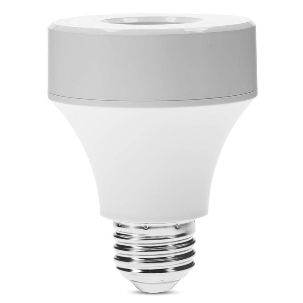 Smart Wifi Bulb Socket, Smart Led Bulb Adapter work with Alexa and Google Home for Home/Office
