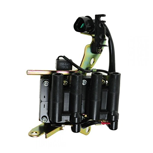 Ignition Coil Pack for Eclipse Galant Mirage 2000 GTX Talon Laser 1.6L - Ignition Mitsubishi Mirage