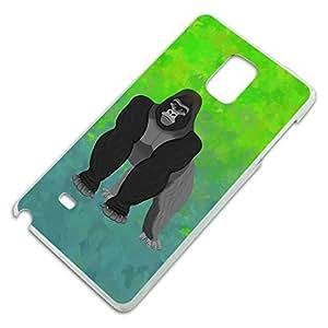 Gorilla Slim Fit Hard Case Fits Samsung Galaxy Note 4