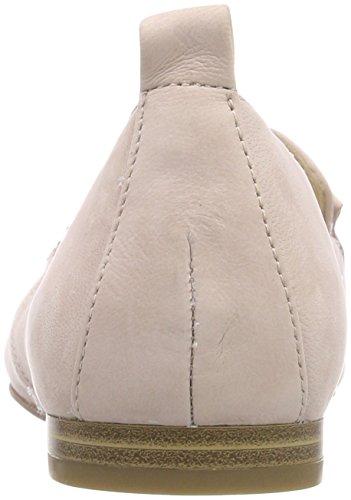 Caprice 24202 Damen Slipper Rot (Rose Nubuc 509)