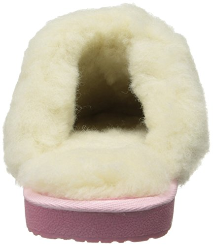 Dawgs Microfiber Scuff Voor Dames Flat Soft Pink