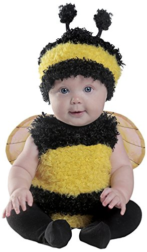 Bumblebee Costume Baby (Princess Paradise Baby Anne Geddes Bumble Bee Deluxe, As Shown, 0 to 6 Months)