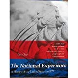 The National Experience 9780155656802