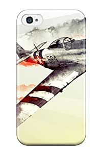 Iphone 4/4s Case Cover War Thunder Case - Eco-friendly Packaging