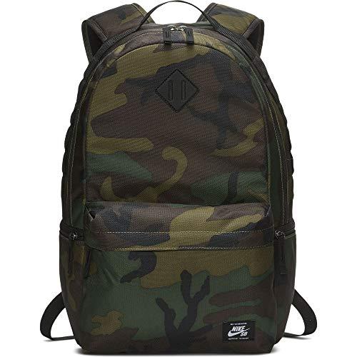 (Nike SB Icon 26L Backpack BA5793 - Iguana/Black/White)