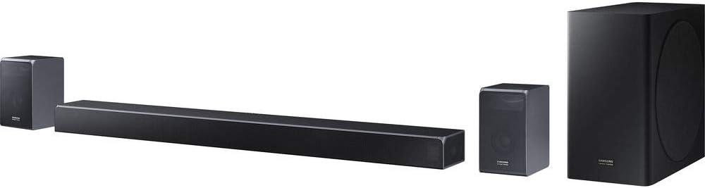 Renewed Samsung HW-Q90R 510W 7.1.4-Channel Soundbar System w//Wireless Subwoofer