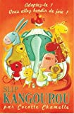 Editions de Mai - SLIP KANGOUROU - PA09- CARTES AMANDINE PIU - PA09