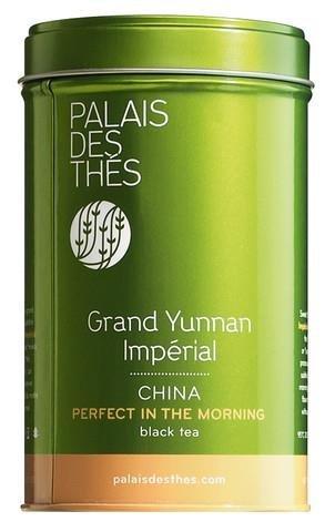 (Palais des ThÃs Grand Yunnan Imperial Black Tea, 3.5oz Metal Tin by Palais des ThÃs)
