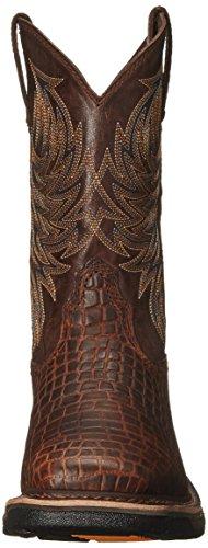 Chaussures Workhog Chocolate Croco Brown Hommes Ariat Travail De Western dark Print Tw6qRHd