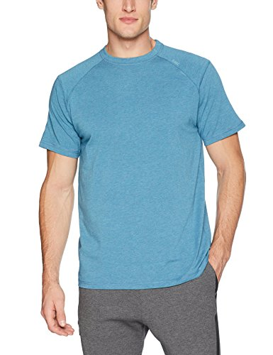 tasc performance carrollton t heather, tranquility sea heather, xx-large