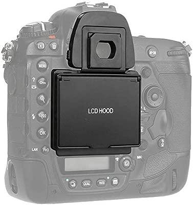Market&YCY D5 Protector de Pantalla Sun Shade, cámara Profesional ...