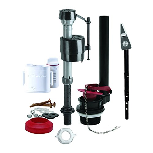 FLUSH N SPARKLE 400AFS Fluidmaster Complete Toilet Repair Kit with Cleaning System