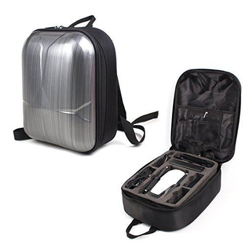 Drone Fans Handheld Storage Bag Portable Suitcase Carrying Case Shoulder Handbag for DJI MAVIC AIR by Drone Fans