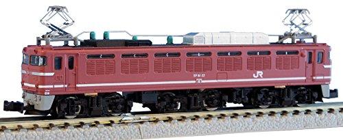 ロクハン Zゲージ T015-4 EF81形 電気機関車 初期型貨物色   B01C5KGH40