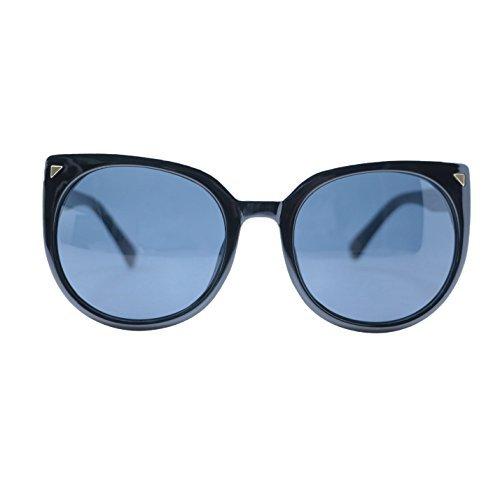 sol para mujer y Gafas hombre elegantes DARONGFENG redondas Retro de qt1Txfw6