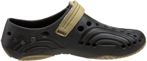 Dawgs Mens Spirit Shoes Nero / Marrone Chiaro