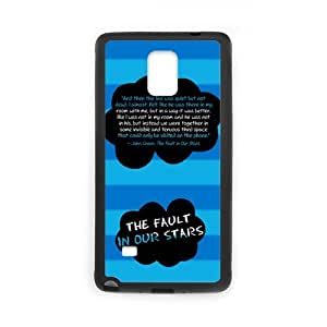 Snap-on Film The Fault in Our Stars Shailene Woodley Design Hard Protective Back Case Cover Shell for SamSung Galaxy Note4-3