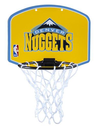 fan products of Spalding NBA Denver Nuggets Mini Hoop Set