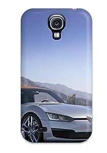 New Fashion Premium Tpu Case Cover For Galaxy S4 - Vehicles Car