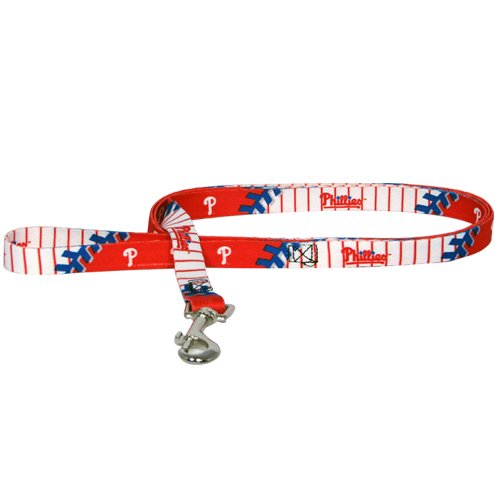 Hunter Mfg. LLP MLB Philadelphia Phillies Pet Lead, Large, Team Color