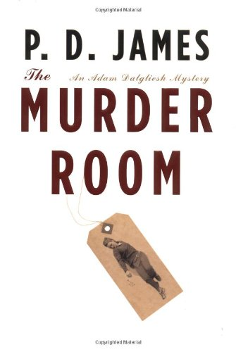 The Murder Room (Adam Dalgliesh Mystery Series #12)