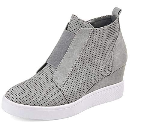 Invernali Con Grigio Pelle Mocassini Donna Zeppa Boots Ginnastica Scarpe  Nero Stivaletti Ankle Rosa Zip Sneakers Casual Sport Alte Tacco Eleganti  gIqR7 68601219148