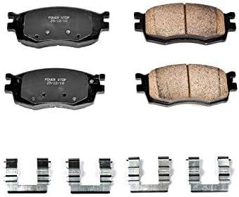 Z16 Ceramic Brake Pad Power Stop 16-1156