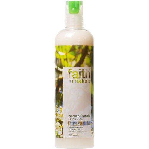 (PACK 4) - fe en la naturaleza - Neem y Propolis Acondicionador | 400ml | PAQUETE 4 PAQUETE