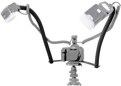 Flexible Macro Flash Bracket