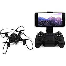 Rabing RC Drone FPV Wifi RC Quadcopter 2.4GHz 6-Axis Gyro Remote Control Drone With Altitude Hold and Hand Launching