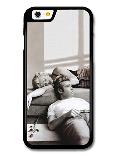 James Dean and Marilyn Monroe coque pour iPhone 6