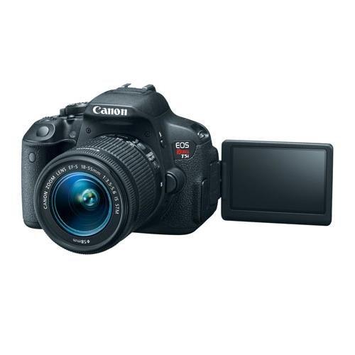 013803222432 - Canon EOS Rebel T5i EF-S 18-55 IS STM Kit carousel main 3
