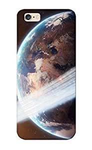 Hot New Tardis In Space Case Cover For Iphone 6 Plus With Perfect Design