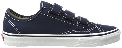 Canvas V 23 Ankle Style Shoe Vans High Dress Blue Skateboarding qTUwt4n