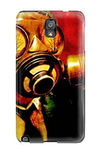 New Arrival Cover Case With Nice Design For Galaxy Note 3- Gas Mask