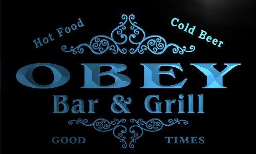 Obey Bar - 8