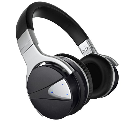 wireless headphones vomercy over ear headphones bluetooth. Black Bedroom Furniture Sets. Home Design Ideas