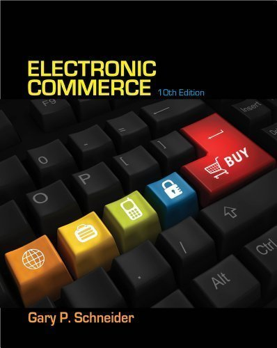 electronic commerce 10th edition - 2