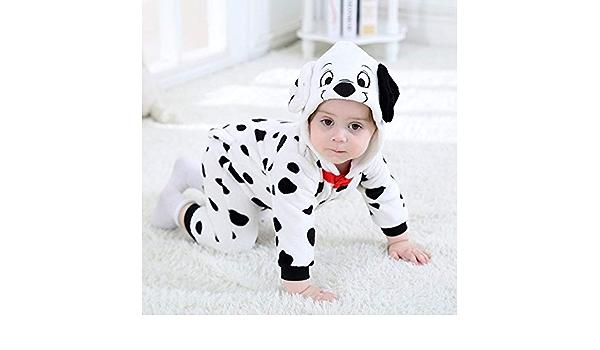 SOHOH Pijama Unicornio Dálmata Onesie bebé de la ...