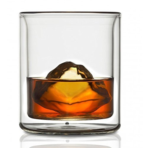 CoastLine Kitchen Whiskey Cocktail Glasses product image