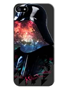 Fashion Dreamy Mysterious Man Dark Gray Protector Hard Case Cover For Iphone 5/5s