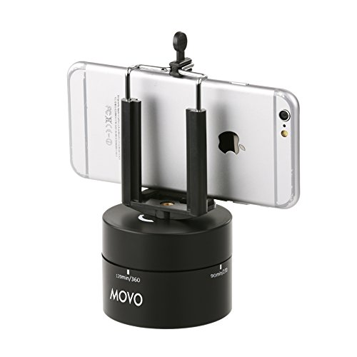 Panoramic 360°/ 120-Minute Time Lapse Tripod Head