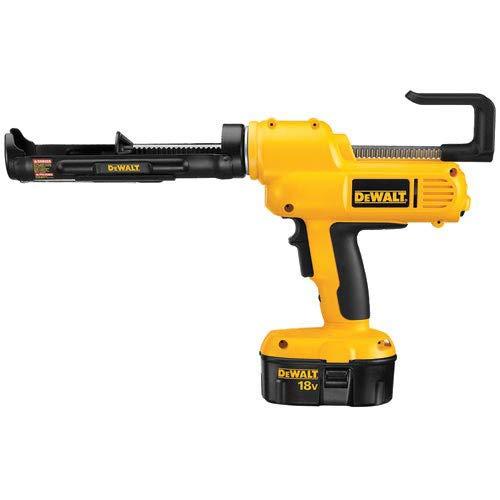 DEWALT DC545K 18-Volt 310-ml Adhesive and Caulk Gun