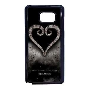 Samsung Galaxy Note 5 Cell Phone Case Black Kingdom Hearts SF8608802