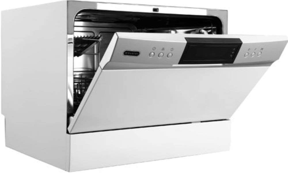 Whynter CDW-6831WES Countertop Portable Dishwasher Review