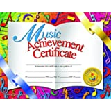 amazoncom piano participation certificate pack of ten