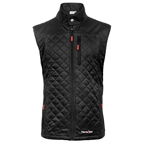 Verseo Unisex ThermoVest Heated Vest Liner (Insulated Stadium Jacket)